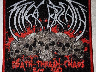 Patch (woven) - Death Thrash Chaos Est. 1993 main photo