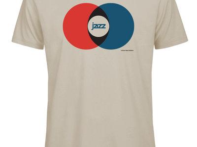 JAZZ logo designed limited ed. T-SHIRT main photo