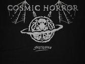 Cosmic Horror T-Shirt (White) photo