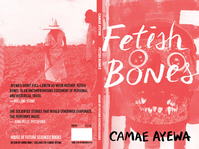 FETISH BONES - BOOK OF POETRY main photo