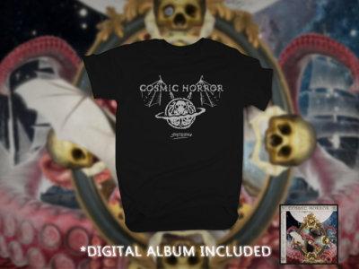 Cosmic Horror T-Shirt (White) main photo