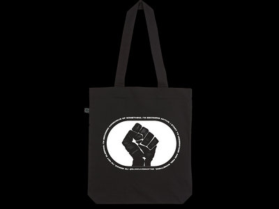 #BLM / POLICE THE POLICE Tote Bag main photo