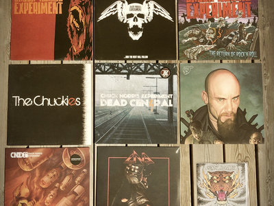 All 9 studio albums on vinyl! main photo