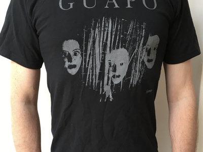 Black Oni Mask Design T-shirt main photo