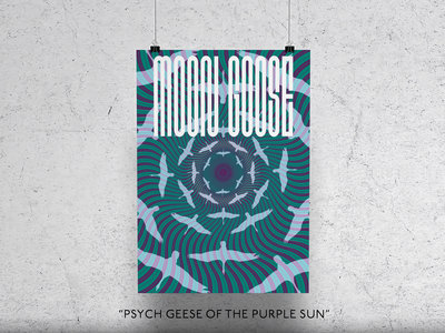 Moon Goose Prints Limited edition main photo