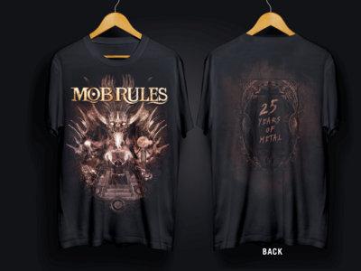 MOB RULES | 25th Anniversary - Shirt main photo