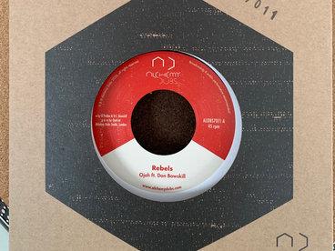"NEW 7"" VINYL - Ojah feat. Dan Bowskill - Rebels /Rebels Dubs (ALDBS7011) main photo"
