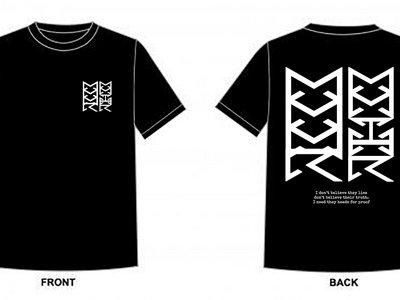 Analog Fluids Shirt - Black main photo