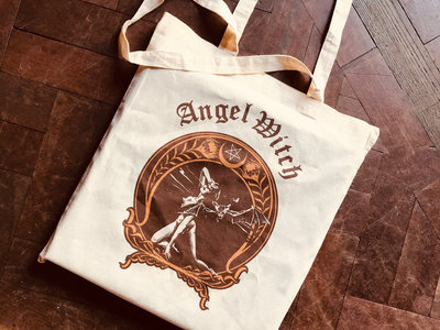 'White Witch' Tote Bag main photo