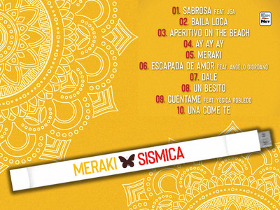 USB Bracelet of Meraki Album main photo