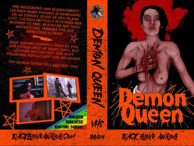 Demon Queen VHS [BGA04] main photo