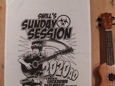 Swill's Sunday Session - Limited Edition Tea Towel main photo