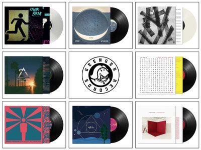 Geenger Vinyl Package 10 for 5 main photo