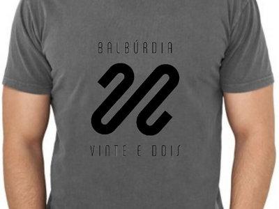Balbúrdia t-shirt main photo