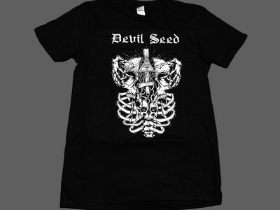 Cracked Skull T-shirt main photo