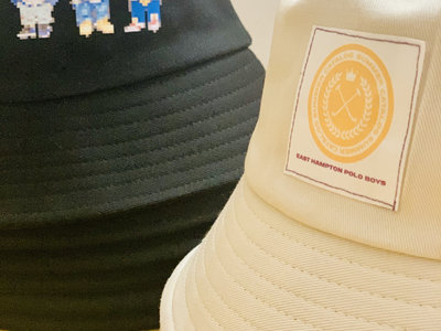 Summer Catalogue - East Hampton Bucket Hat (ONLY ONE LEFT - BLACK) main photo