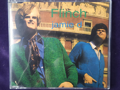 Flinch - Jamie D - CD single main photo