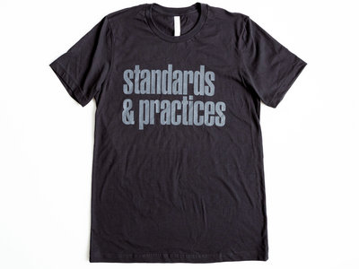 Standards & Practices Logo T-Shirt main photo