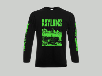 Asylums 'Genetic Cabaret' Long Sleeved T-Shirt main photo