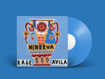 Limited Edition Blue vinyl main photo