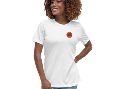 Disc Wars Womens T-Shirt - White main photo