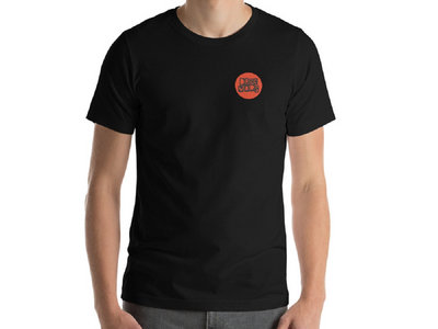 Disc Wars Mens T-Shirt Black main photo