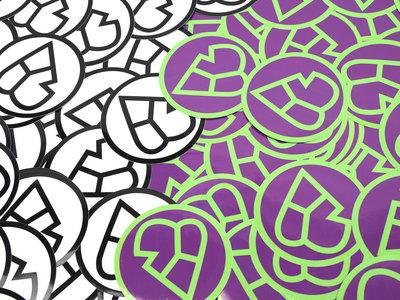 Love Love Stickers main photo