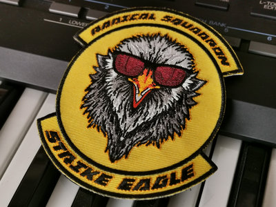 """Limited Edition """"Radical Squadron"""" Patch main photo"""