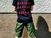 Heretic T-shirt photo