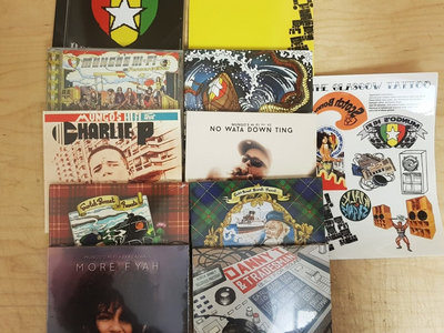 Scotch Bonnet CD Collection (10 CDs) main photo