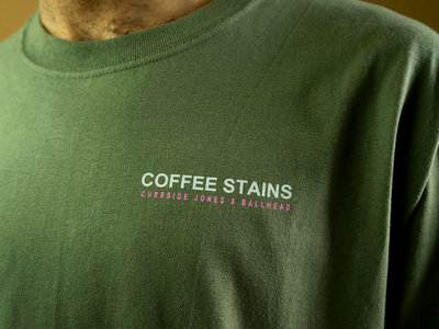 Coffee Stains Tee main photo