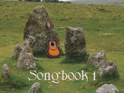 The Green and Burning Tree - Damh the Bard Songbook Volume 1 main photo