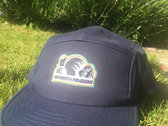 Limited MP Navy Canvas 5-Panel Cap photo