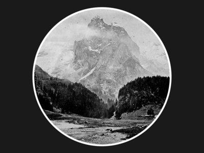"""""""Berner Oberland"""" postcard by Michele Mazzani main photo"""
