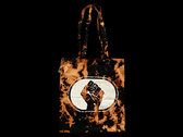 #BLM / POLICE THE POLICE Tote Bag (acid washed) photo