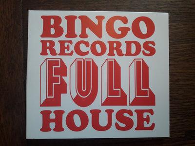 Bingo Records Full House - 3 year anniversary compilation CD main photo
