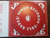Bingo Records Full House - 3 year anniversary compilation CD photo