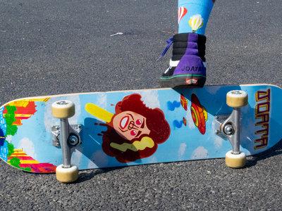 Ice Cream Head Skate Deck main photo