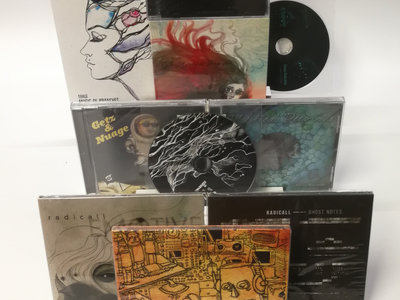 Absys Records Full Catalog Bundle (Vinyls + CDs + Downloads) - Free Shipping Worldwide main photo