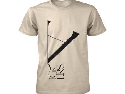 Algiers Falling Logo Luxe T-Shirt main photo