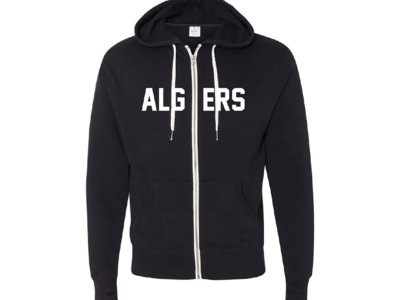 Algiers Collegiate Premium Zip Hoodie main photo