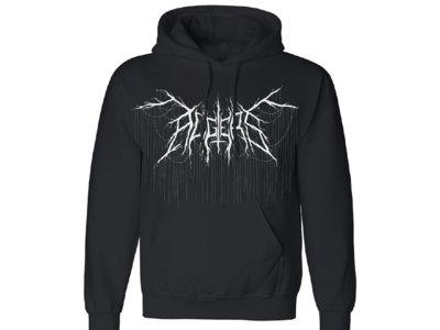 Algiers Black Metal Hoodie main photo