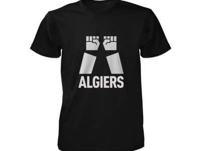 Two Fists Algiers Logo Black/Grey (USA) T-shirt main photo