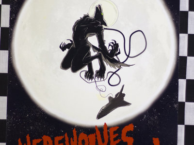 Werewolves In Space Poster main photo