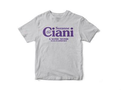 Suzanne Ciani's T-shirt / Gray (Unisex) main photo