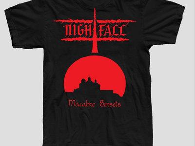 Nightfall - Macabre Sunsets - T-shirt main photo