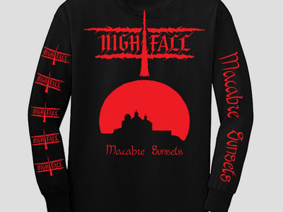 Nightfall - Macabre Sunsets - Longsleeve main photo