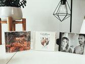 3 Album CD Bundle photo