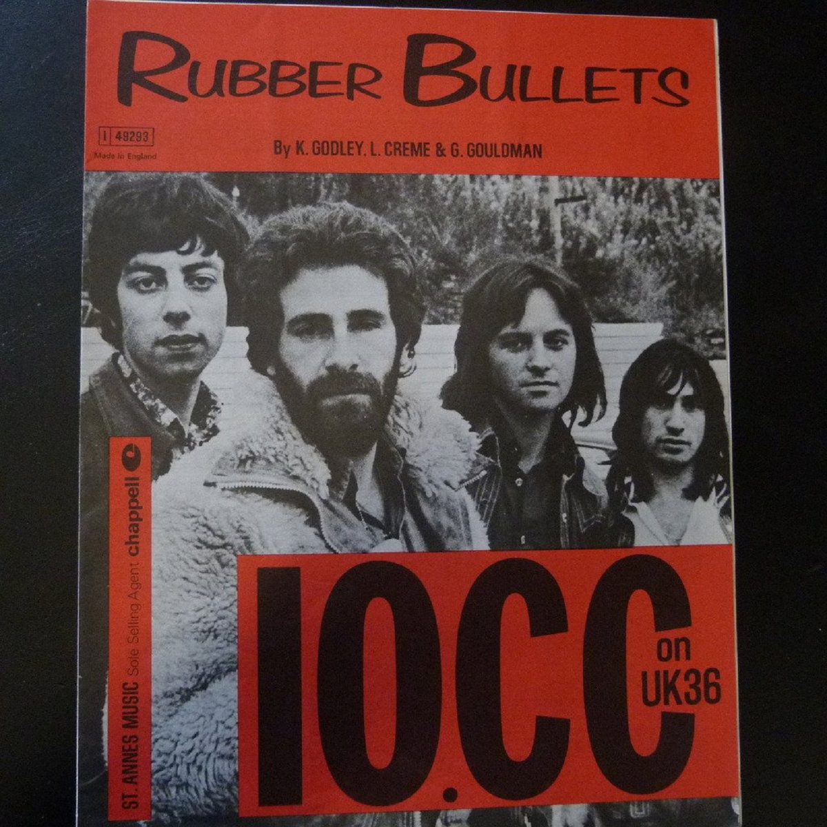 Tribute To 10cc