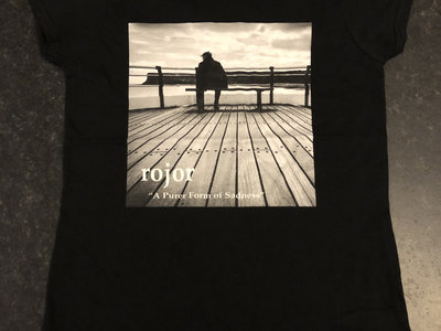 T-Shirt - 'A Purer Form of Sadness' main photo